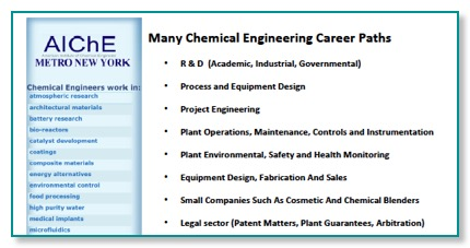 Careers Metro New York Section Aiche